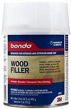 Best Exterior Wood Fillers Ebay
