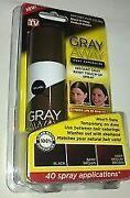 Grey Away Hair