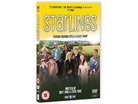 DVD 2 Disc Set - Starlings Sky Comedy/Drama 2012 Lesley Sharp, Brendan Coyle