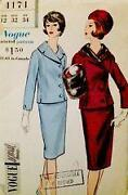 Vintage Vogue Sewing Patterns