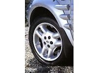 """Land Rover Freelander 1 - 17 """" Alloy Wheel and Tyre BRAND NEW"""