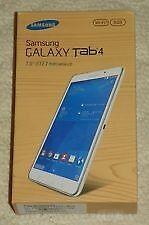 Samsung Galaxy Tab 4 - (7 inch White) - Wi-Fi / 8GB refurbished purchased last week