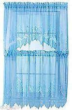 Attractive Kitchen Curtains Swag