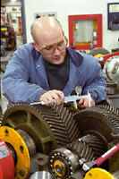 WILL HELP YOU BECOME INDUSTRIAL MECHANIC