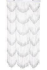 Beaded Curtains - Bamboo, Crystal and Metal | eBay