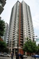 Excellent Downtown Vancouver Location 2 Bed/2 Bath + Office #639
