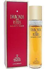 Diamonds & Rubies by Elizabeth Taylor 100ml Eau De Toilette Spray. Brand new and sealed.