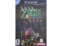 Nintendo gamecube zelda & pokemon figures