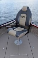 LF: Princecraft captains chairs