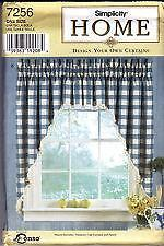 Simplicity Curtain Patterns