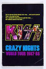 KISS Original Program 87-88