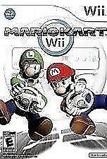 WII Mario Kart and Zelda Games
