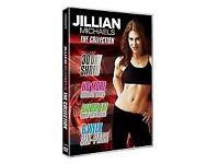 jillian michaels box set fitness dvd
