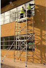 Boss Youngman Scaffold Tower Components & Complete Towers For Sale (Next Day UK Delivery Available)
