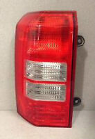 2008 - 2014 JEEP PATRIOT DRIVER SIDE TAIL LIGHT