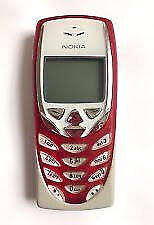 NOKIA 8310, New Unlocked Condition, Red Color, Cheap Bargain Price