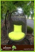 Wicker Hanging Egg Chair