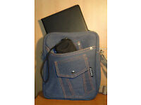 Caseflex Messenger bag for tablets eBook reader, mobile phone etc. and its condition is new.