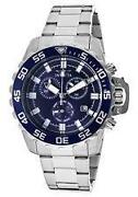 Invicta Mens Watch Silver