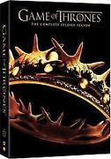 Game of Thrones DVD Series 2