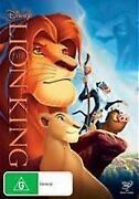 Disney The Lion King DVD