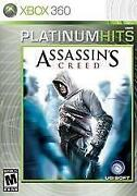Assassins Creed 3 Xbox 360 New