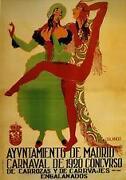Vintage Spanish Poster