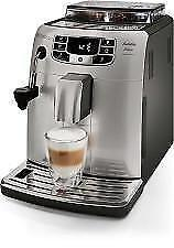 SAECO INTELIA DELUXE SUPER-MACHINE À ESPRESSO AUTOMATIQUE HD8759/47 4 BOISSONS MOUSSEUR DE LAIT AUTOMATIQUE ACIER INOXYD