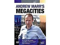 Megacities- Andrew Marr *R2, Documentary, DVD* (ORIGINAL)