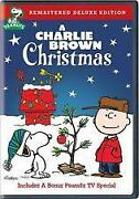 Charlie Brown Christmas DVD