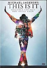 Michael Jackson-This Is It Dvd