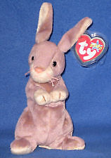 Brand new with tags TY Beanie Babies Spring Bunny plush toy