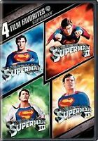 Superman DVD Set (4 Movies)