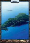 Foil Unhinged Island