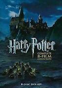 Harry Potter Complete DVD Set