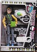Monster High Jackson Jekyll