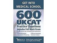 UKCAT books - free
