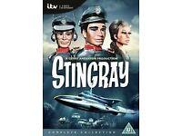 COMPLETE SERIES SET STINGRAY DVD SEALED