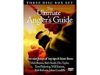 the ultimate anglers guide 3 dvd boxset