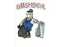 Rubbish removal / MAN WITH VAN