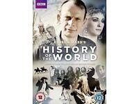 History Of The World- Andrew Marr- *R2, Documentary, DVD* (ORIGINAL)