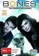Bones Season 6 DVD