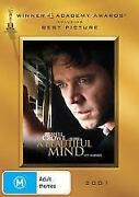 A Beautiful Mind DVD