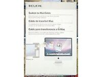 Belkin Switch to Mac Cable