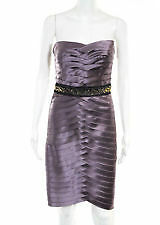 BCBG strapless dress with sequins (size 4)