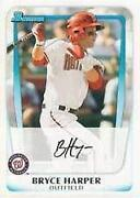 2011 Bowman Brandon Belt