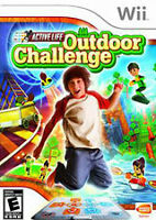 Wii Active Life Outdoor Challenge