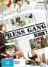 Press Gang : Season 2 (DVD, 2005, 2-Disc Set) - Region 4