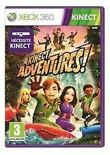 Mint Xbox 360 Games For Sale.  Asking $5 EACH KINECT ADVENTURES! Oakville / Halton Region Toronto (GTA) image 1