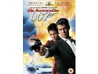 17 James Bond 007 DVDs - Region 1 & 2